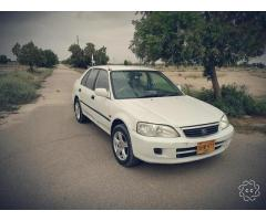 Honda City Exl 2002/2003 Full Power Manual for sale