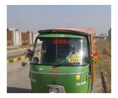 Auto Rickshaw for sale in good working state