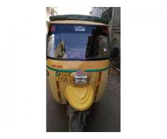 SALAR auto rickshaw for sale in good amount