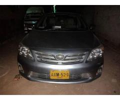 Corolla gli automatic 1.6 for sale in good amount