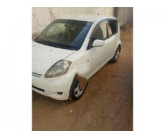 Toyota passo unique item urgent sale please call us