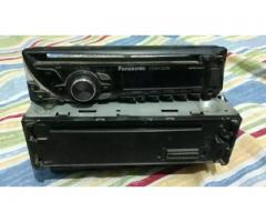 Panasonic CQ-RX320W for sale model is unique