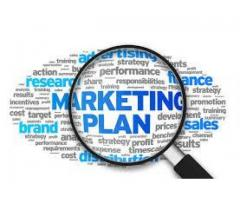 Marketing Plans person required