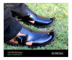 Peshawari Chappal - Cash On Delivery [TANS Store]