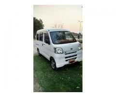 Hijet cargo 2010/2015 for sale in good amount in good condition
