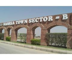 Bahria town Lahore Sector A B C D E F Bahria Orchard Bahria Nasheman Plots for Sale