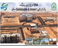 Plots For sale in DHA City Karachi Pakistan