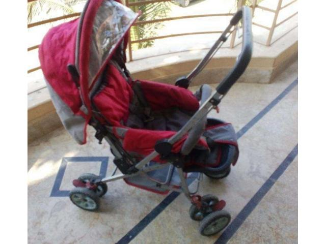 Kids Pram In new Condition For Sale In Karachi Pakistan