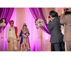 Modern Wedding Ceremony Decor In Lahore Pakistan