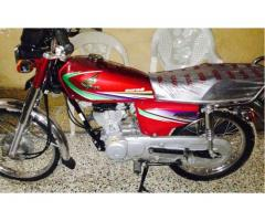 Honda 125 Islamabad Number For Sale In  Abbottabad, Khyber Pakhtunkhwa