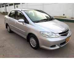 I am selling my Honda city 2008 with excellent condition