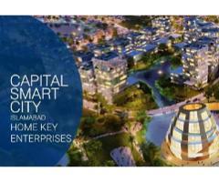 Plot files available Capital Smart City Islamabad on installments