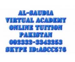 Pakistan Online Tuition, Pakistani Online Math Algebra Geometry Calculus Tutor
