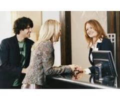 Need female Front Desk manager