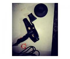 Hair dryer for sale in good amount urgent sale