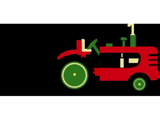 Tractor on easy installments