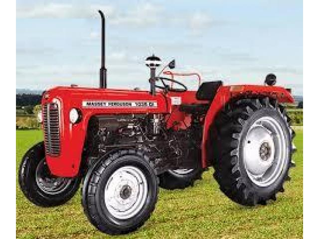 Tractor on installment get this