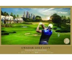 Gwadar Golf City Gwadar: 5, 8, 10 & 20 Marla Residential Plots on installments