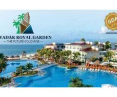 Gwadar Royal Garden Gwadar: Residential Commercial Plots on installments