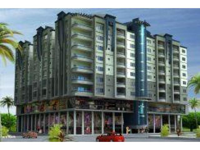 Shopping Mall Hyderabad:  Apartments and Shops/Showrooms on installments