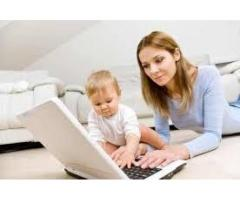 females for home based work
