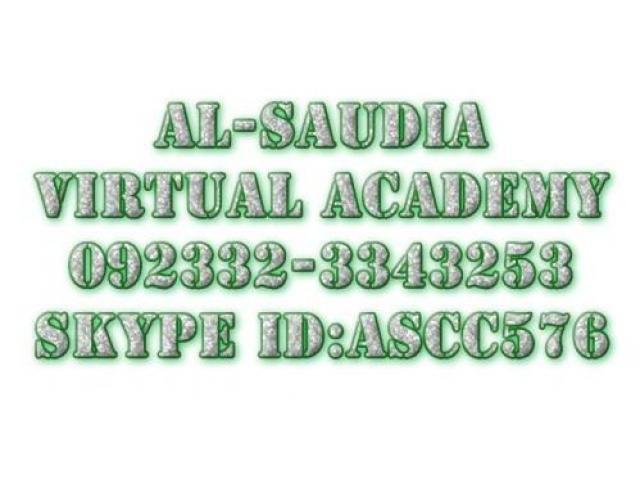 Online Private Tutoring Services
