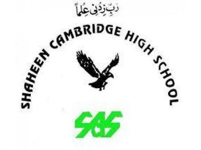Shaheen cambridge school