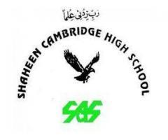 Shaheen cambridge school
