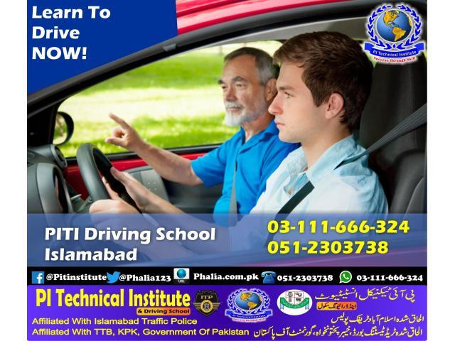 Best Driving School in Islamabad