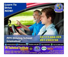 Best Driving School in Islamabad