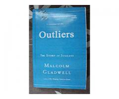 Outliers for sale this book