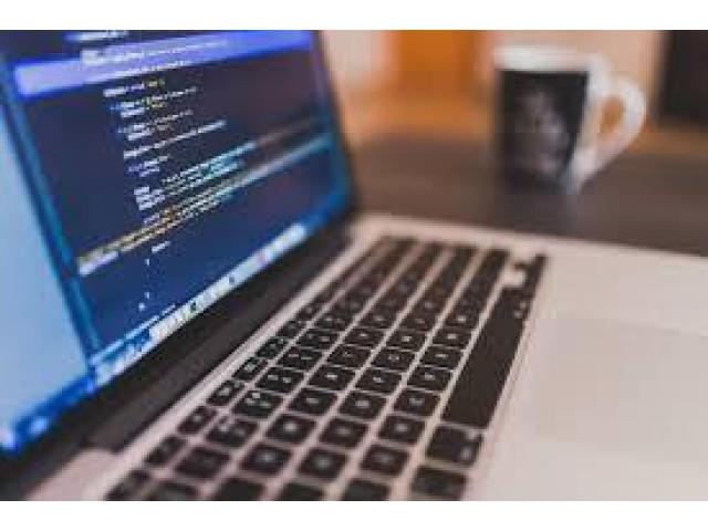 Web developer required