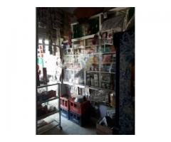 General shop for sale in good amount and location