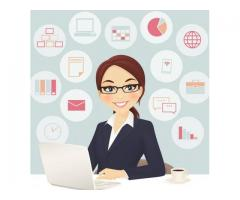 Office assistant (Female)