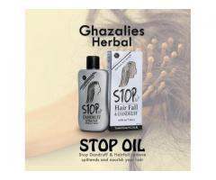 Ghazalies Herbal Stop Oil