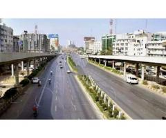 Shahra-e-Faisal Flat for Rent in good location