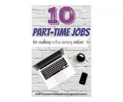 Online part job