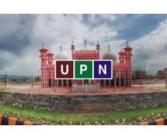 Universal Property Network  commercial plot for Sale in Bahria Town Karachi.