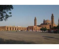 Commercial Plots for sale in Bahria Town Lahore reasonable price