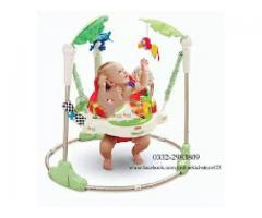 Rainforest baby jumperoo seat for sale