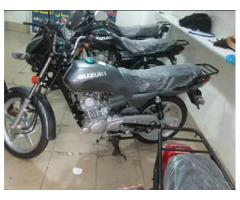 SUZUKI GD 110s Self Start Model 2018 With registration