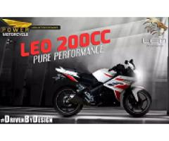 Power Leo 200cc new only showroom for sale