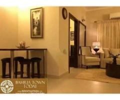 Ready World class Apartments available in Bahria Town Karachi