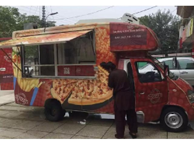 New Faw Food Truck for sale in good amount