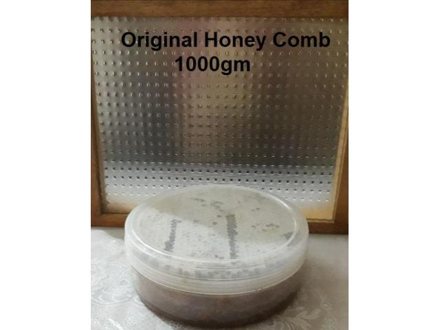 Pure Raw Honey (Sidr/Acacia/Honeycomb) by Honey Specialist
