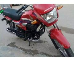 Honda bike for sale good rates