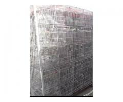 Cage 20 portions for sale in good amount