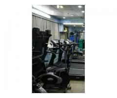 Fitness equipment for sale in good condition