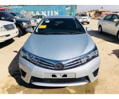 Ncp Toyota Corolla Altis fresh arrived for sale