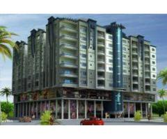 Haseen Residencia ,Shopping Mall Hyderabad: Apartments and Shops installments